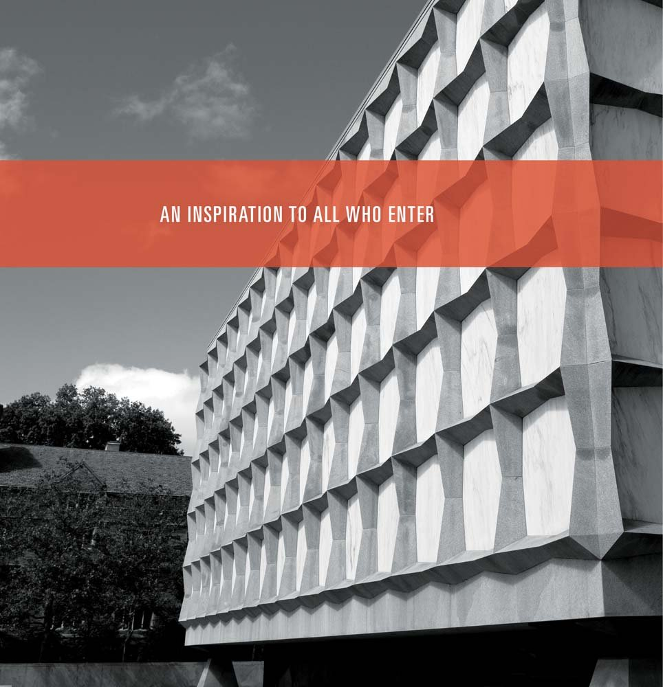 An Inspiration to All Who Enter: Fifty Works from Yale University's Beinecke Rare Book and Manuscript Library