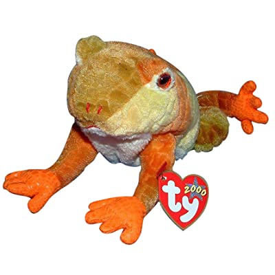 BEANIE BABIES Prince The Frog - Ty: Toys & Games