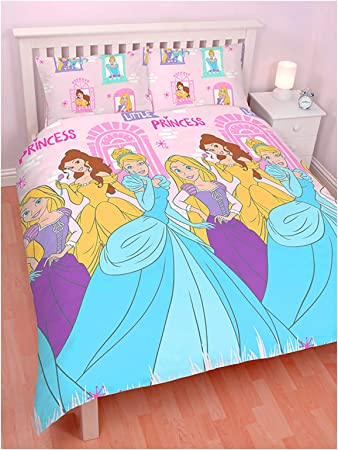 Copripiumino Principesse.Disney Copripiumino Le Principesse 1 Piazza E Mezza Bambina