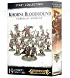 Warhammer Start Collecting! Khorne Bloodbound Goreblade Warband Age of Sigmar