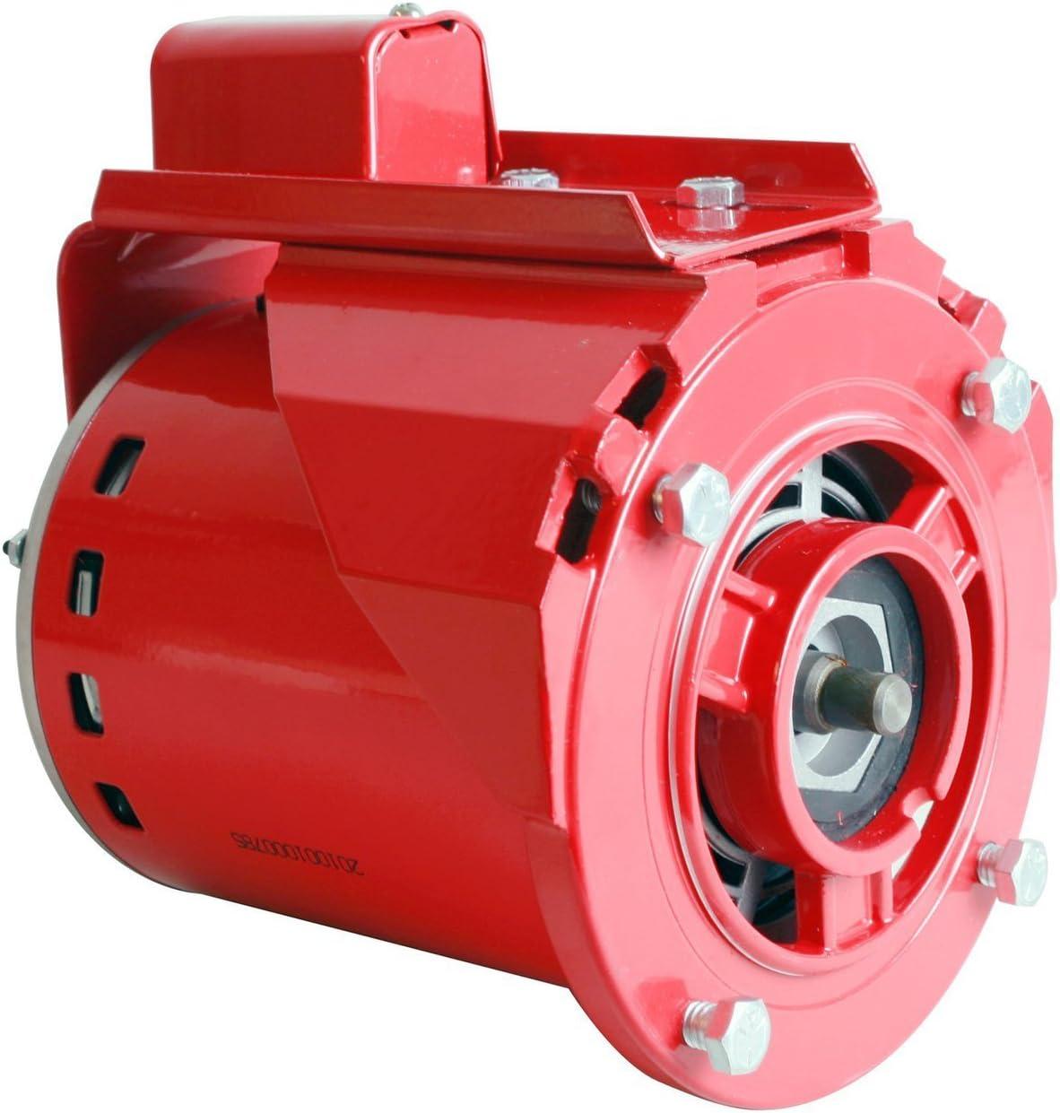 1/4 hp 1725 RPM 115V Bell & Gossett Circulator Pump Replacement Motor # CP-R1444