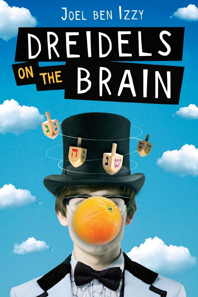 Dreidels on the Brain by Dial Books (Image #1)