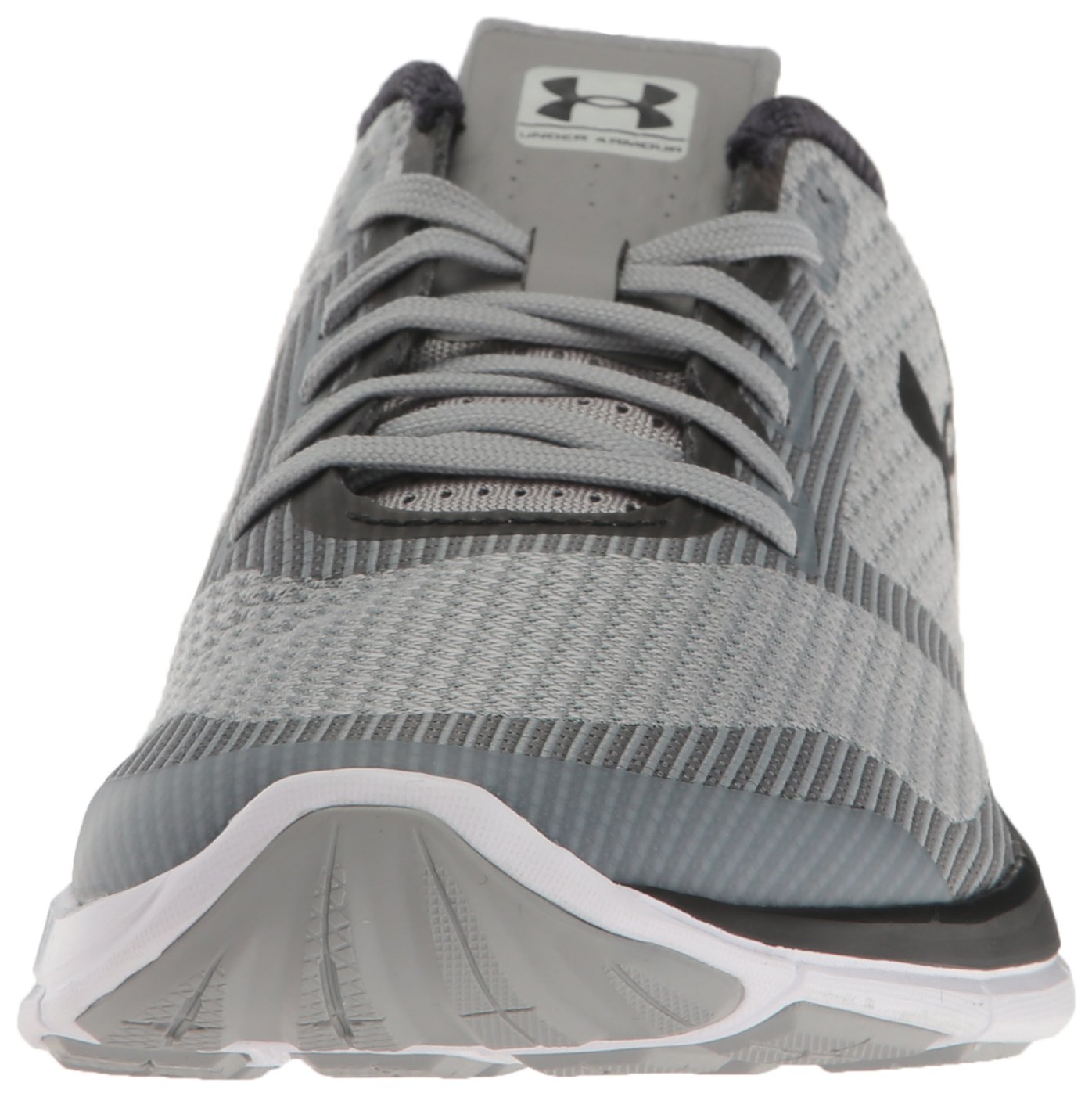 Under 10 Armour Women's Charged Lightning Running Shoe B01GQJINCU 10 Under M US|Gray Wolf (031)/White 8ae618
