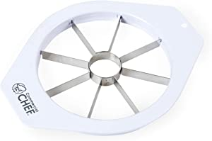 """Commercial Chef Apple Slicer and Corer, 6"""" x 5"""", White"""