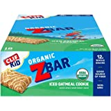 Amazon.com: Clif Kid Barras Z orgánicas, 078141-9, 18 ...