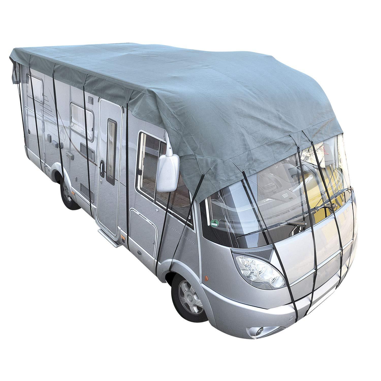 Cartrend Caravan 10249 Dachschutzplane//Plane//Dachplane//Dachschutz//Caravan Schutzh/ülle//Abdeckplane//Wohnmobilplane//Wohnwagenplane//Wohnwagendachschutz//Wohnmobildachschutz
