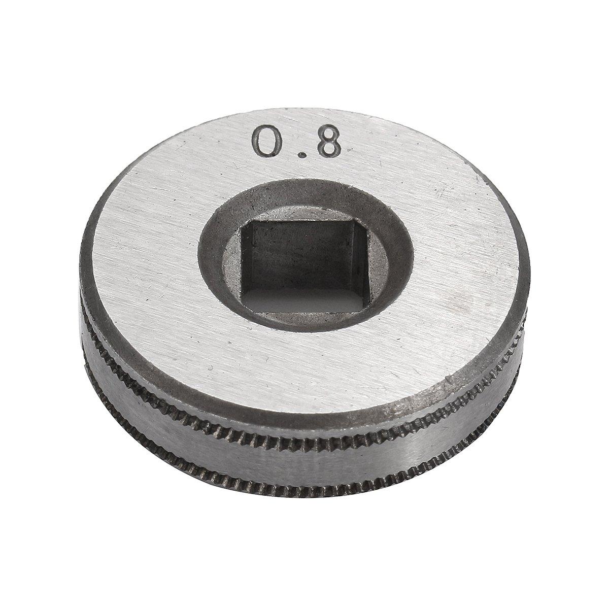 Pukido MIG Welding Steel 0.6-0.8 Wire Feed Drive Roller Roll Part Welding Machine Accessories