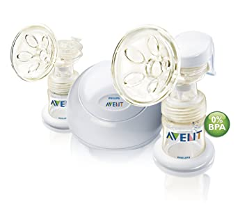 Avent breast pump isis iq duo