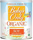 Baby's Only Organic Toddler Formula, OG2, Soy, Kosher 12.7 Ounce Pack of 6