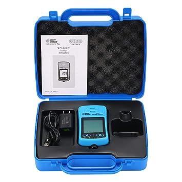 Dailyinshop Medidor de oxígeno Inteligente señor AS8901 portátil Automotive O2 Monitor del Detector del probador
