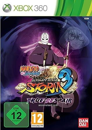 Naruto Shippuden Ultimate Ninja Storm 3: True Despair - Collectors Edition [Importación italiana]: Amazon.es: Videojuegos