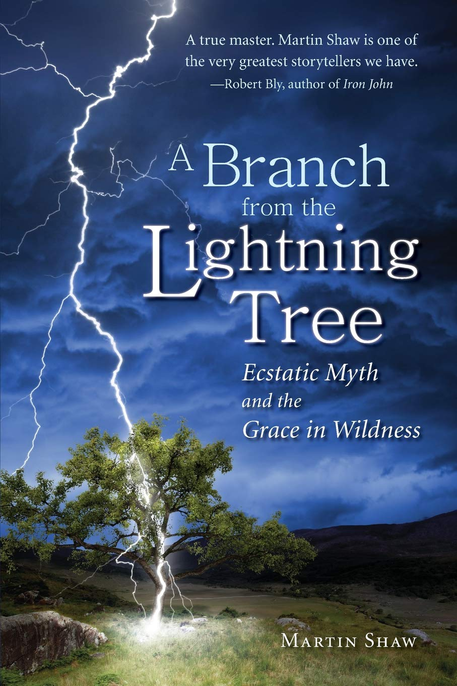 A Branch From The Lightning Tree  Ecstatic Myth And The Grace Of Wildness