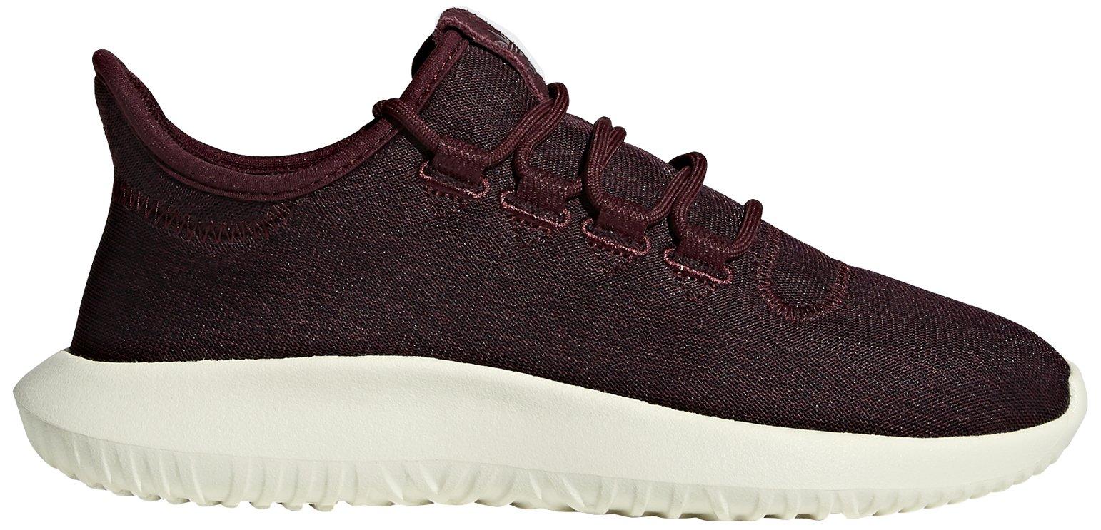 huge selection of 62dc7 a8aba adidas Originals Women's Tubular Shadow W Sneaker, Maroon ...