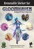 Cephalofair Games Gloomhaven Sticker Set: Forgotten Circle