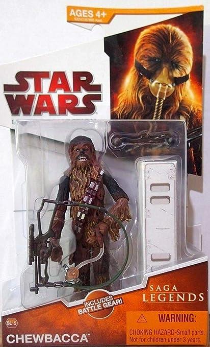 Star Wars Legacy Collection Saga Legends