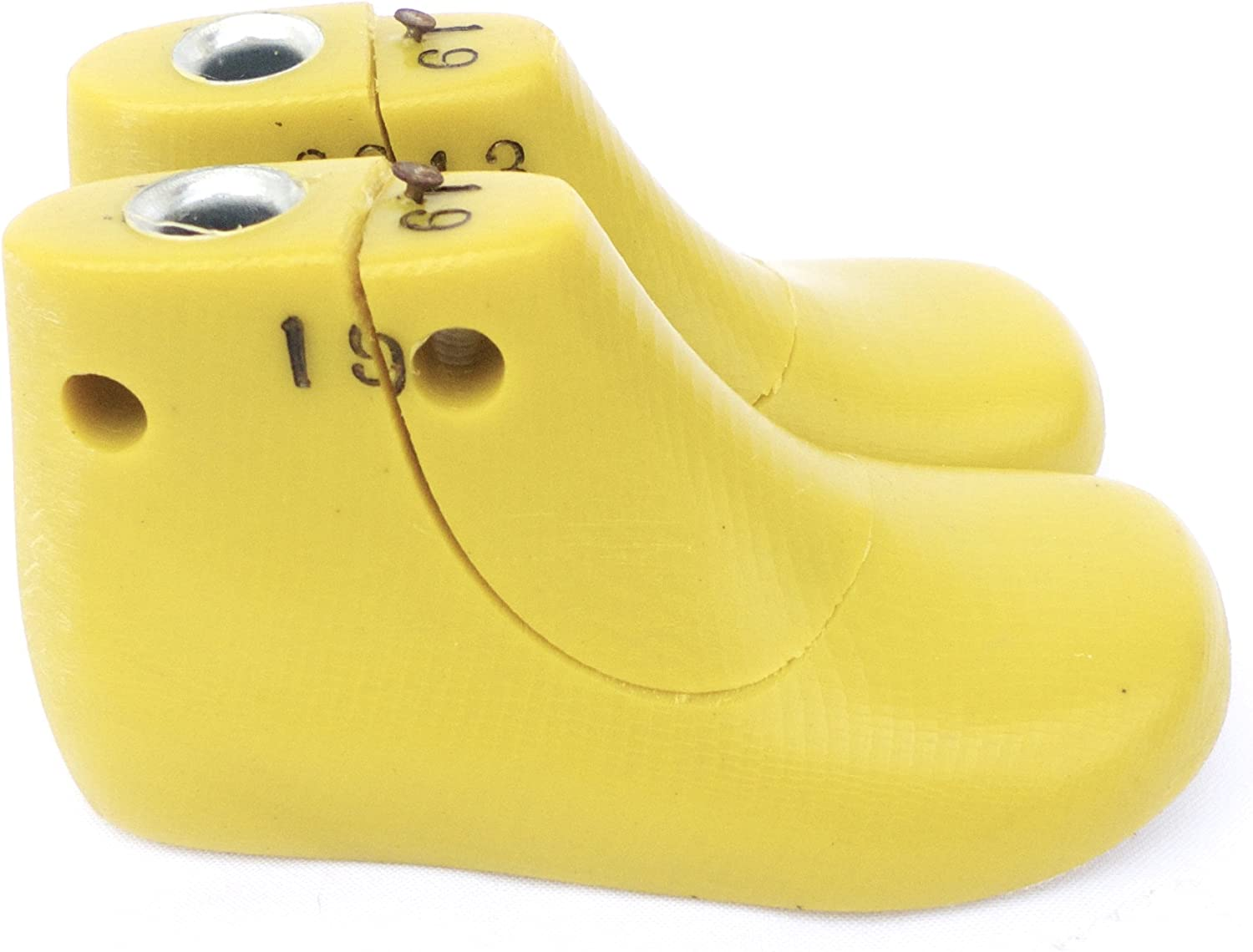 19 EU Plastic Shoe Lasts for Baby//Toddler Shoemaking