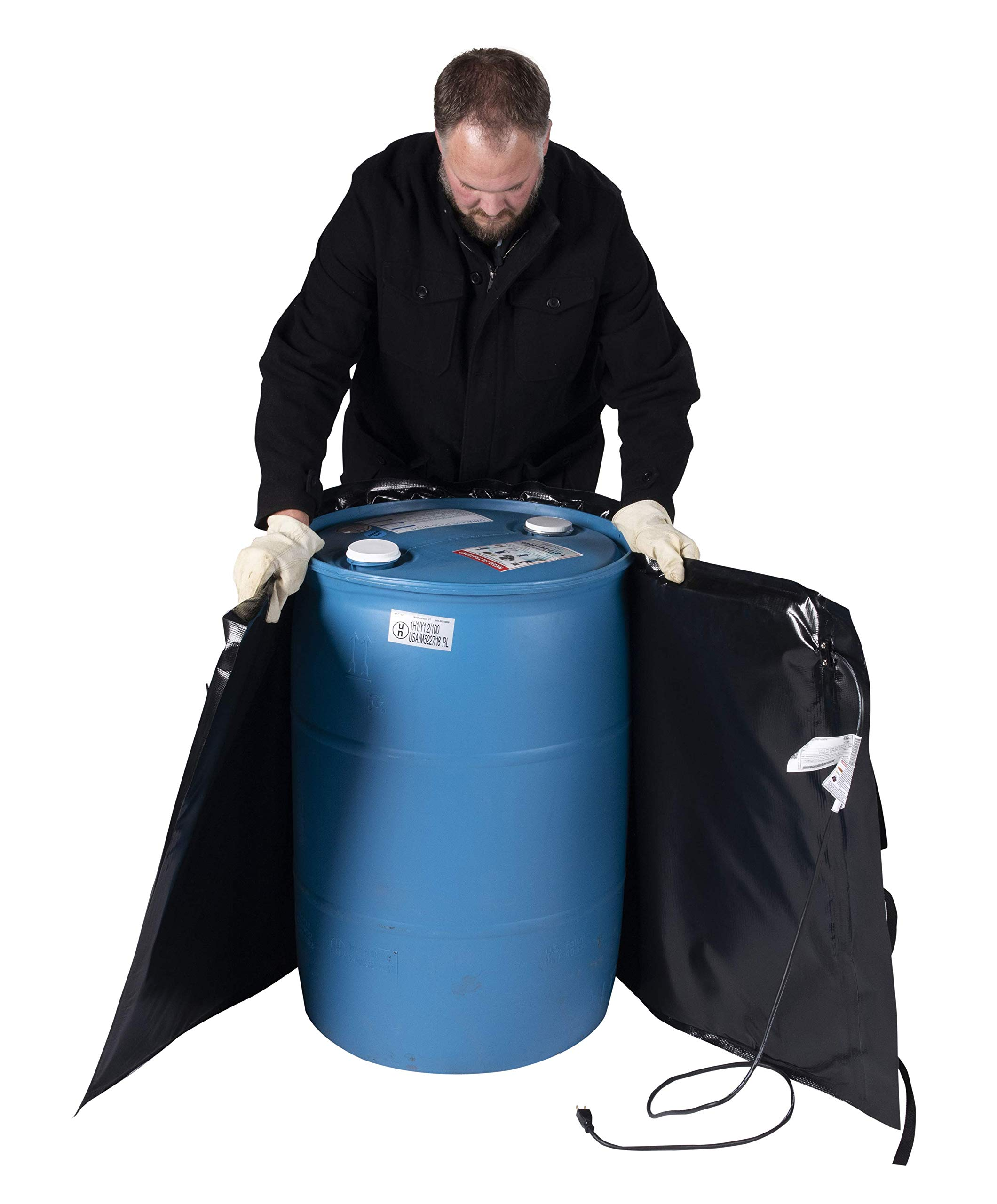Powerblanket BH55RR-100 55-Gallon Insulated Drum