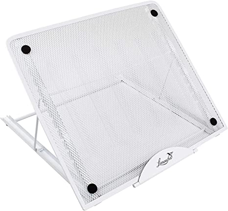 Ventilated Adjustable Light Box Laptop Pad Stand,Multifunction Skidding Prevented Tracing Holder for Tikteck A4 LED Tracing Light Board /&Diamond Painting 6 Angle Points