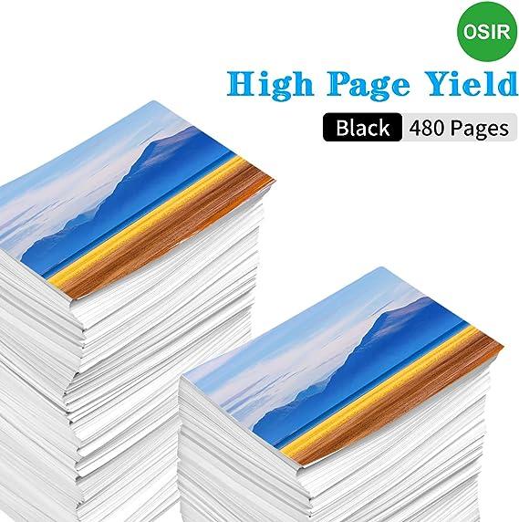 Amazon.com: OSIR - Cartucho de tinta de repuesto para ...