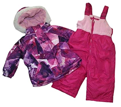 f973a5de2f1f Amazon.com  ZeroXposur Evolution Capture Baby Girl s Snowsuit   Coat ...