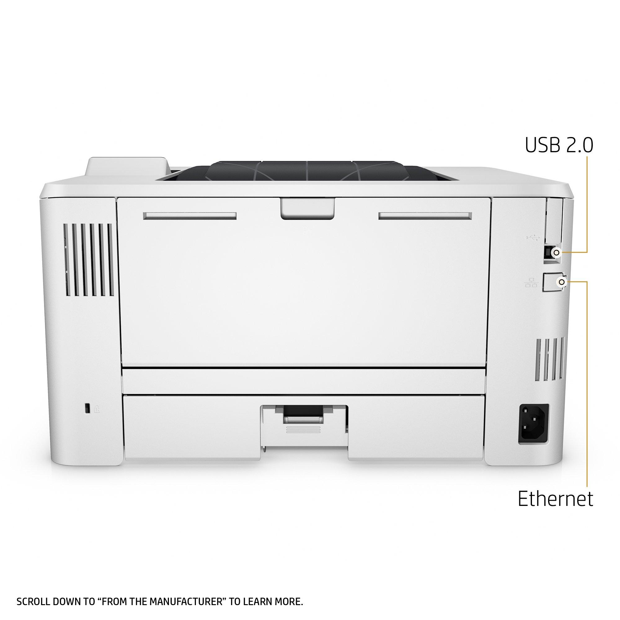 HP LaserJet Pro M402dw Wireless Monochrome Printer (C5F95A#BGJ) by HP (Image #7)
