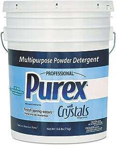 Purex 06355 Dry Detergent, Original Fresh Scent, Powder, 15.6 lb. Pail