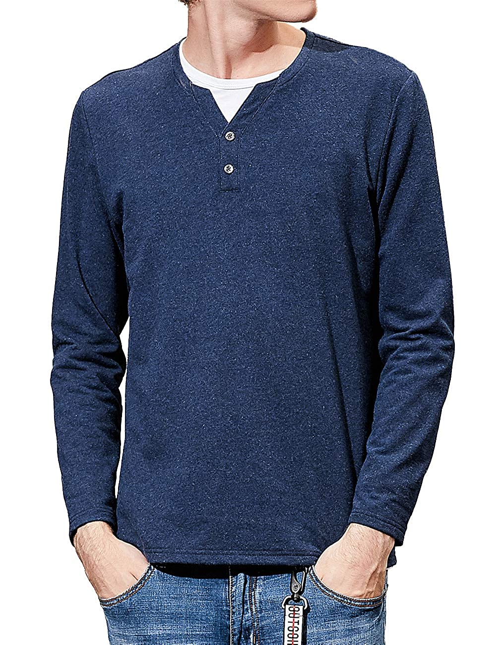 d246d7cb1102 Top 10 wholesale Thick Long Sleeve Shirts - Chinabrands.com