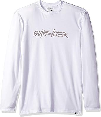 Quiksilver Hombre EQYZT05129 Manga Corta Camiseta: Amazon.es: Ropa y accesorios