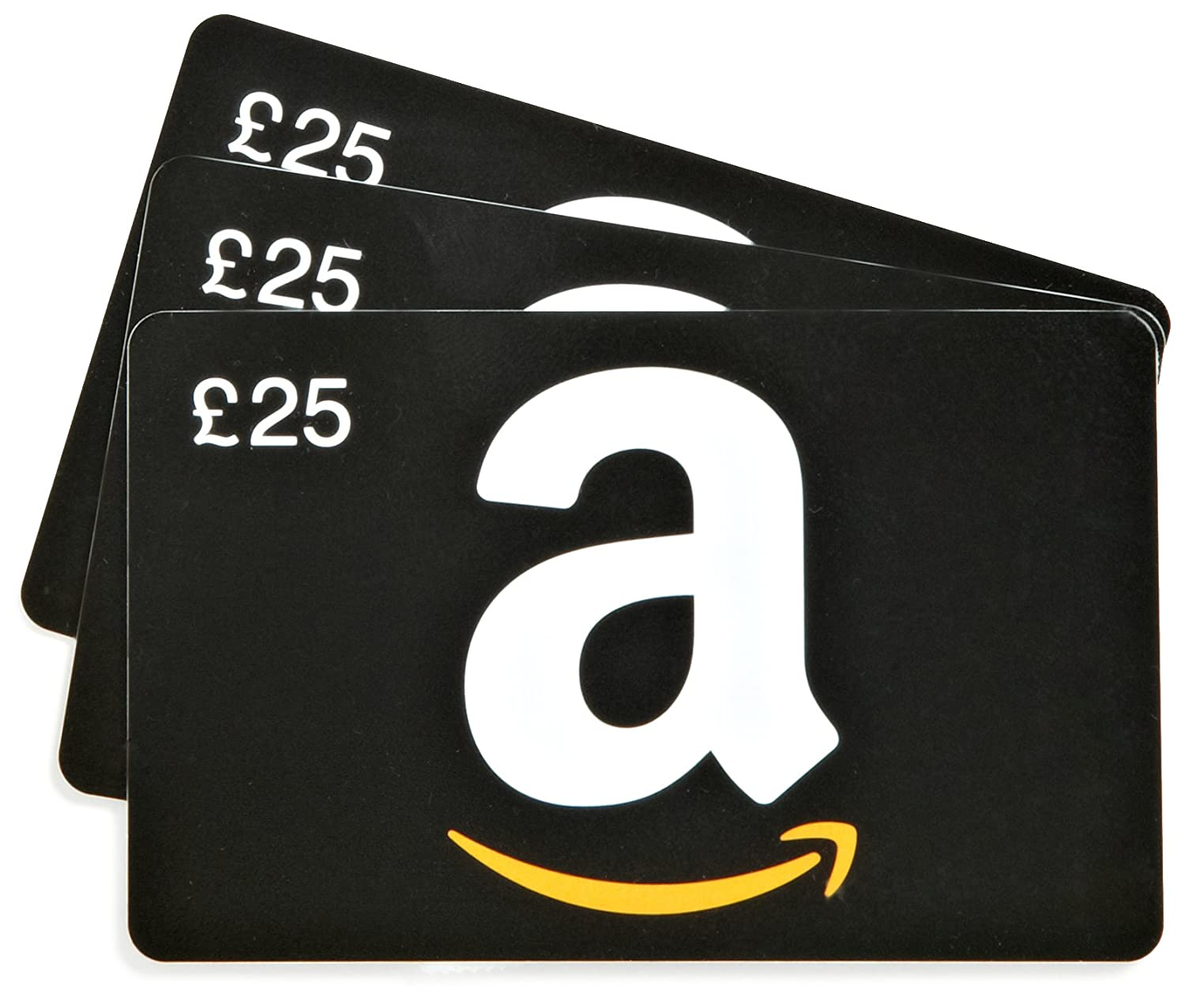 Amazon.co.uk Gift Cards - 3-Pack - FREE One-Day Delivery Amazon EU S.à.r.l.