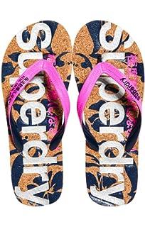 0870b14dc4c116 Superdry Women s AOP Flip Flop  Amazon.co.uk  Shoes   Bags