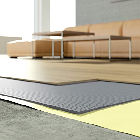 20m2 Foam Underlay 3mm For Wood And Laminate Floor Sound Insulation