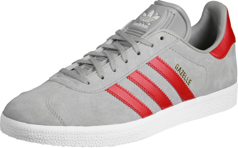 adidas Unisex-Erwachsene Gazelle Sneaker  36 2/3 EU|Gris