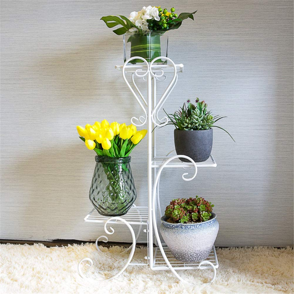 qualità garantita Exing Flower Stand, pianta da Interno Stand Stand Stand Shelf Plant Corner Shelf Flower Pot Plant Fioriere da Esposizione (colore   B)  molte sorprese
