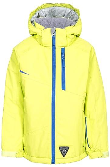 098796725ff Trespass Boys Mander Waterproof Breathable Padded Skiing Jacket Coat ...