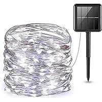 Amir Solar-powered LED String Light Kit