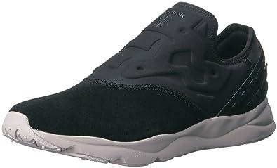 aa31612f4b9 Reebok Women s Furylite Slip ON FBT Track Shoe