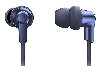 Panasonic RP-NJ300BE-A - Auriculares (Inalámbrico, Dentro de oído, Binaural