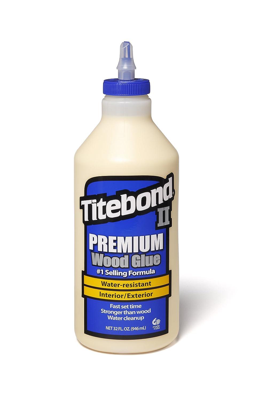 Titebond II 5005 - Pegamento para madera, 947 ml