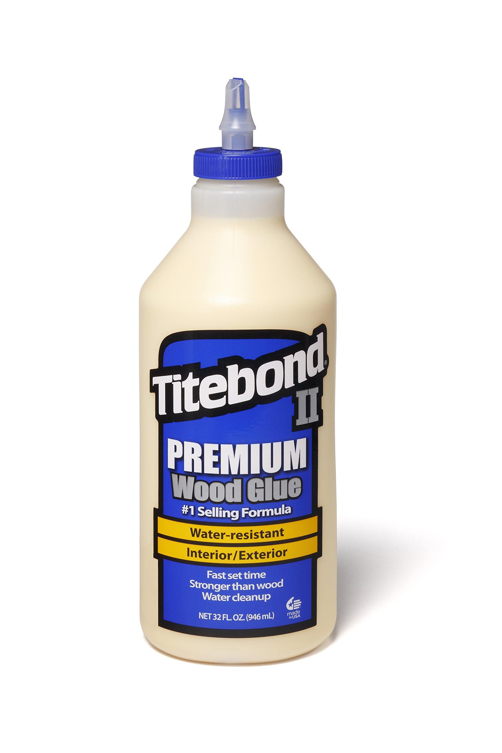 Franklin International 5005 Titebond II Premium Wood Glue, 32-Ounce Bottle