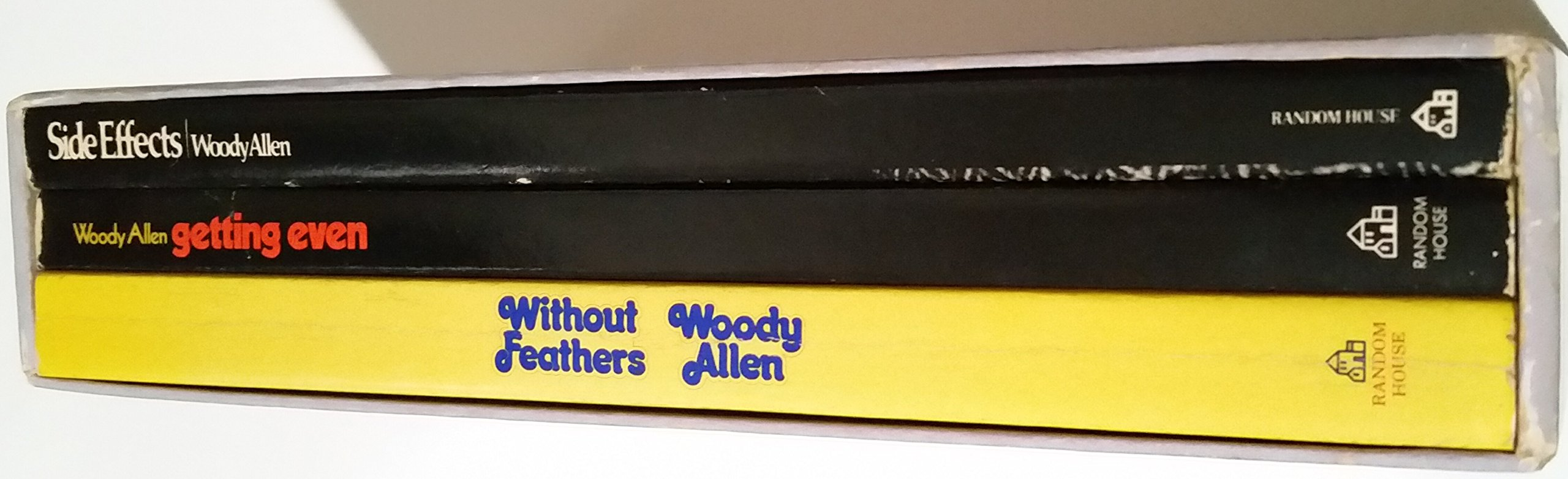 Without Feathers Woody Allen Ebook
