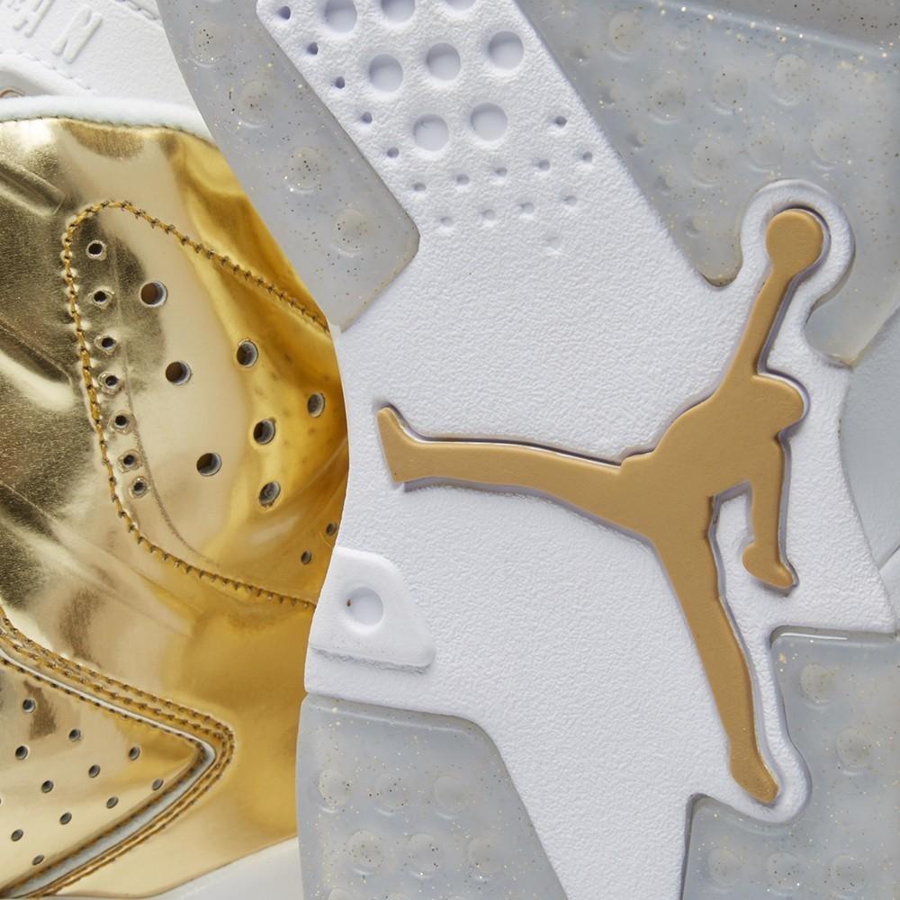 new style d1e35 8f9f4 Amazon.com   Air Jordan 6 Retro P1NNACLE - 854271 730   Basketball