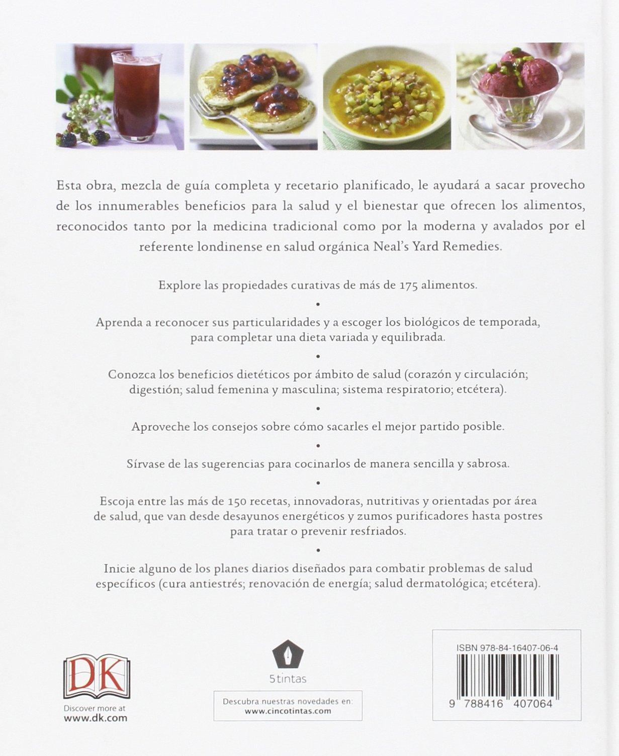 Comida que sana: Alimentos, planes y recetas para una alimentación consciente: Susan;Thomas, Pat;Vilinac, Dragana Curtis: 9788416407064: Amazon.com: Books