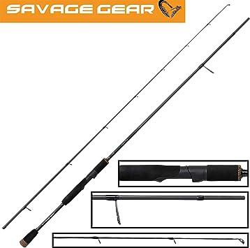 Spinnrute Raubfischrute Savage Gear MPP2 Spin 221cm 3-10g Ultra Light Rute