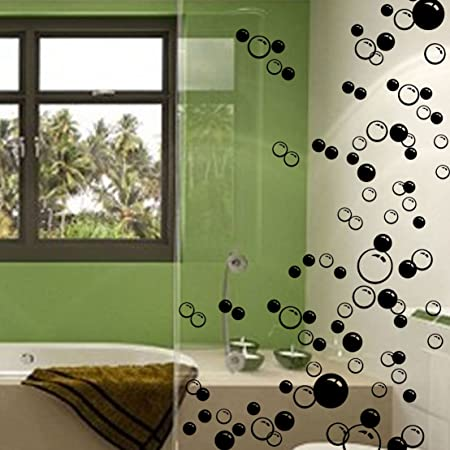 88 Waterproof Floating Bubble Loose Stickers Choose From 20 Colours