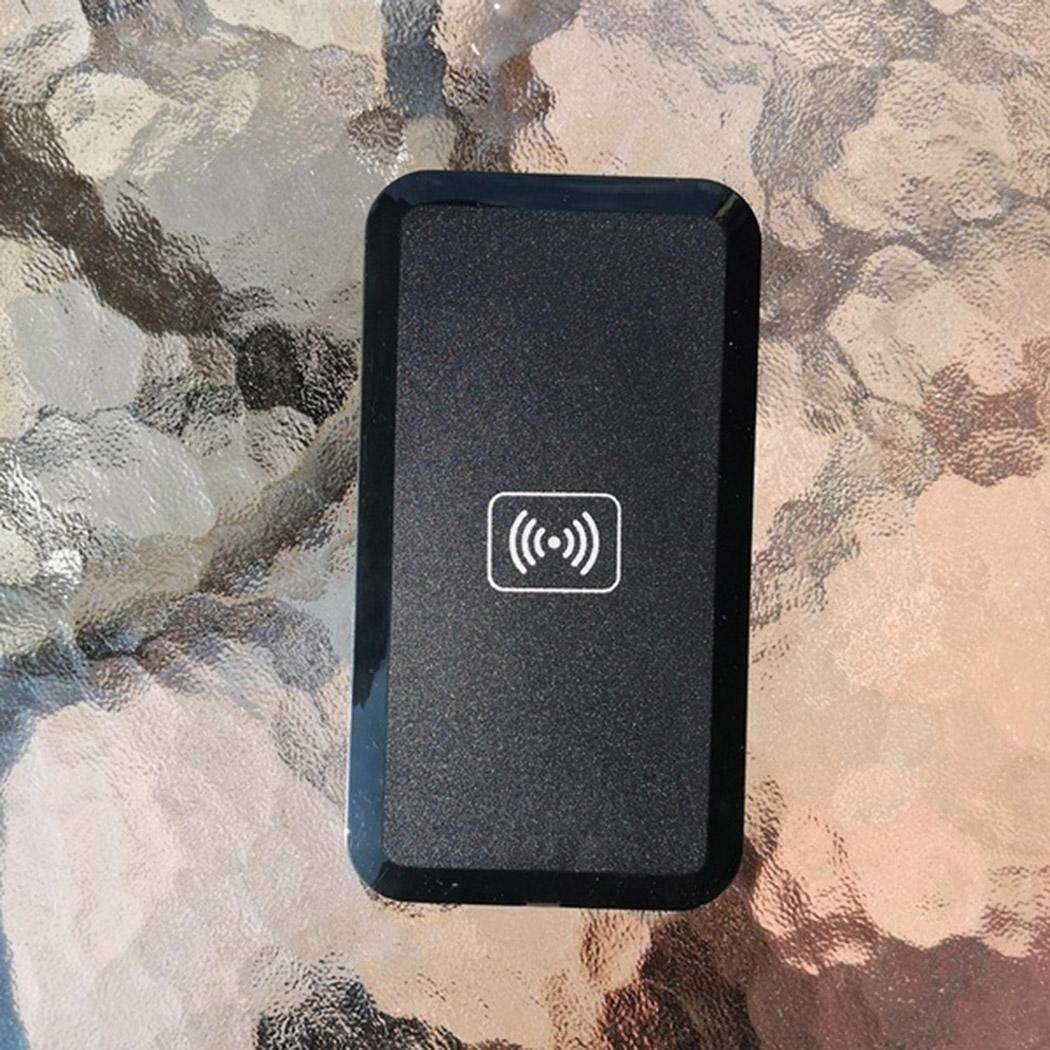 Junio1 Cargador inalámbrico para teléfono Almohadilla de Carga inalámbrica para teléfonos Inteligentes Bases de Carga