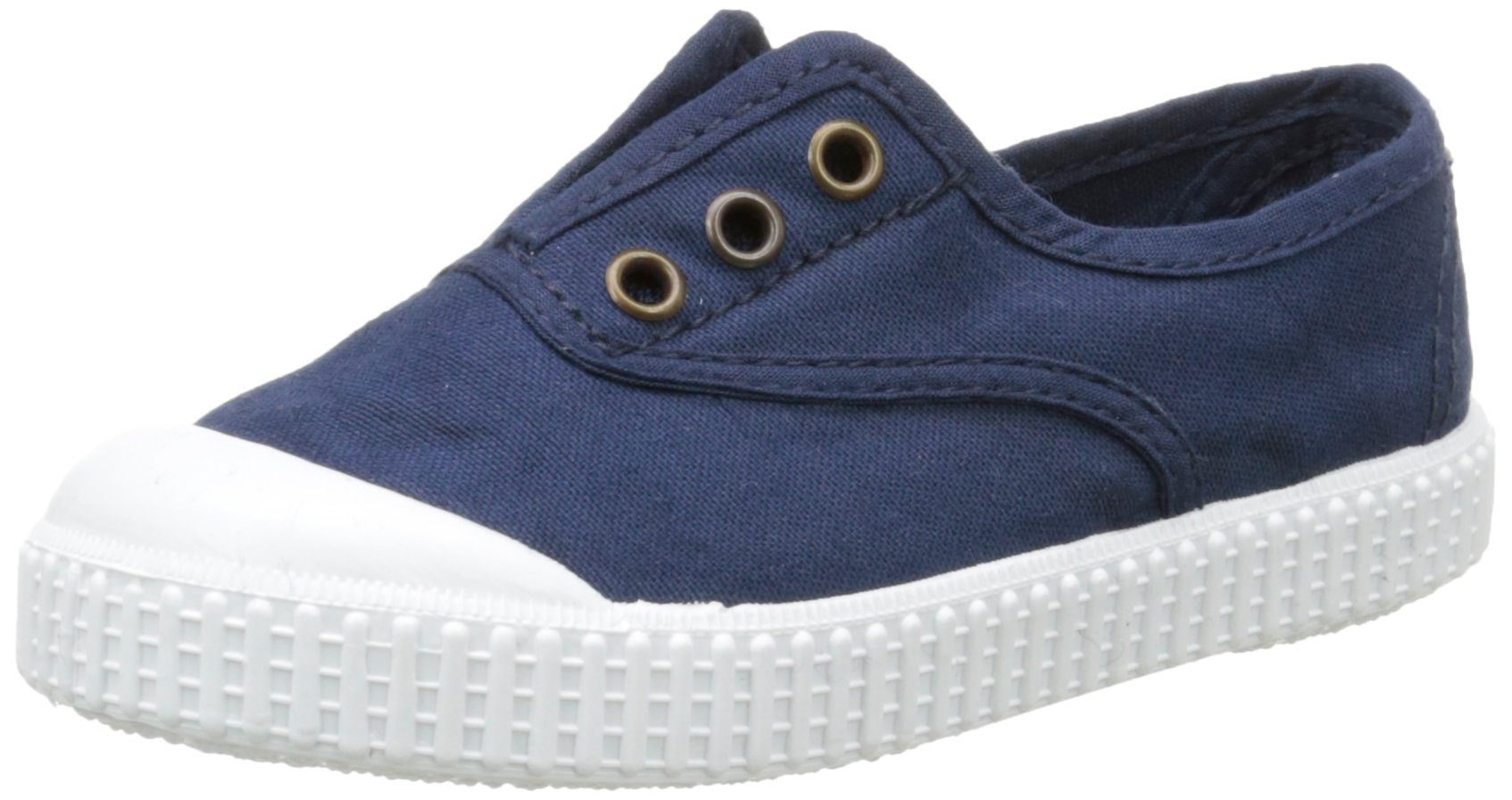 Victoria Children's Inglesa Lona Tenida Punt Sneaker,Marino,EU 25 M