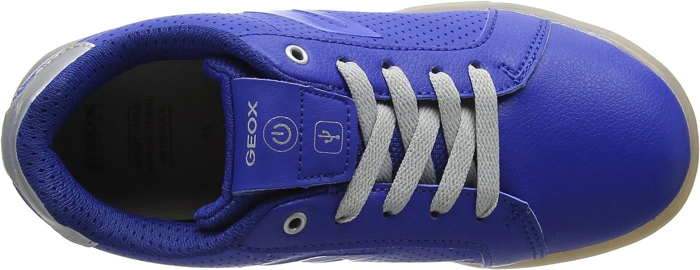 Geox Boys J Kommodor B Low-Top Sneakers