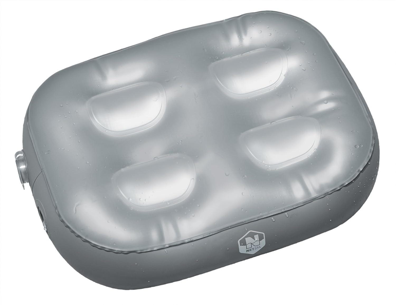 Lot de 2 coussins gonflables dassise confort pour spa NetSpa.