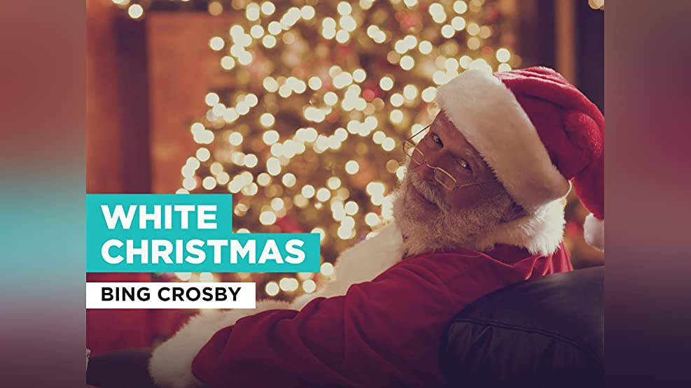 White Christmas in the Style of Bing Crosby