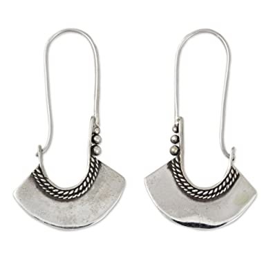 Bell Sterling Silver Earrings Agmes Discount Low Cost aoAxAfy